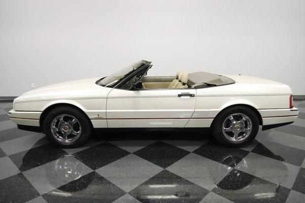 1992 Cadillac Allante  for Sale $12,995