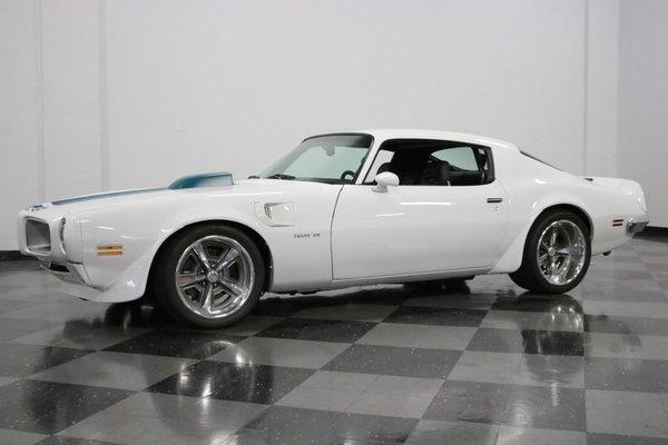 1973 Pontiac Firebird Trans Am Restomod  for Sale $76,995
