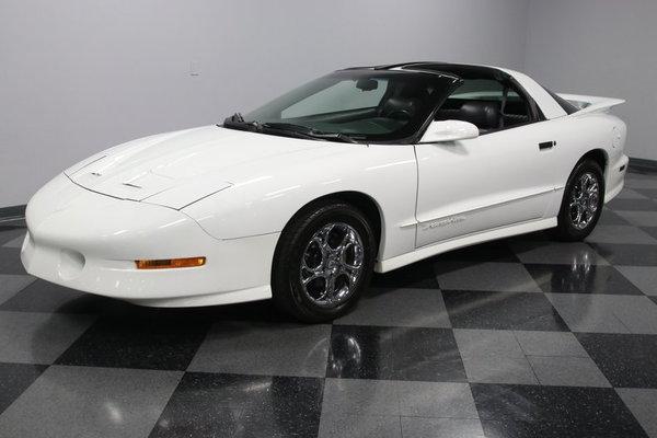 1996 Pontiac Firebird Trans Am  for Sale $17,995