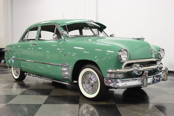 1951 Ford Custom Deluxe  for Sale $29,995