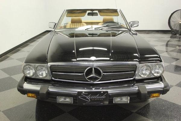 1988 Mercedes-Benz 560SL  for Sale $29,995