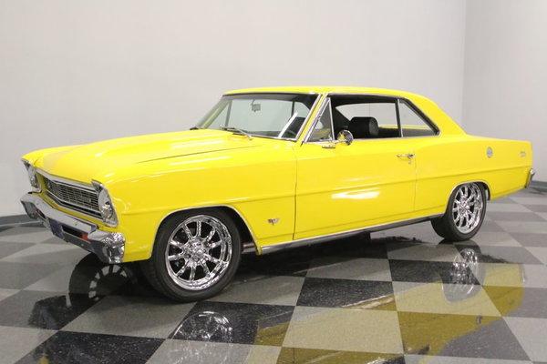 1966 Chevrolet Nova  for Sale $46,995