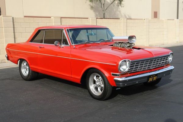 1964 Chevrolet  Nova  for Sale $32,950