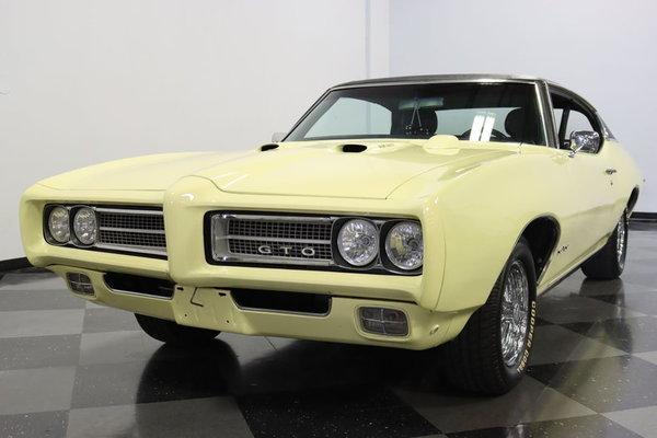 1969 Pontiac GTO Restomod  for Sale $79,995