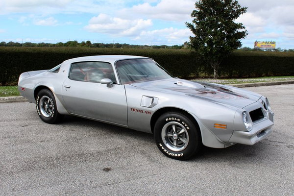 1976 Pontiac Trans-Am 455 4 speed  for Sale $34,999