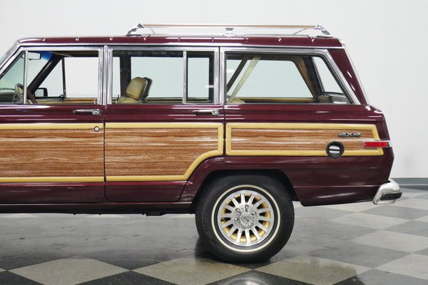1987 Jeep Grand Wagoneer  for Sale $69,995
