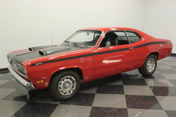 1971 Plymouth Duster 383  for Sale $24,995