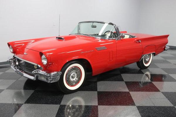 1957 Ford Thunderbird  for Sale $68,995