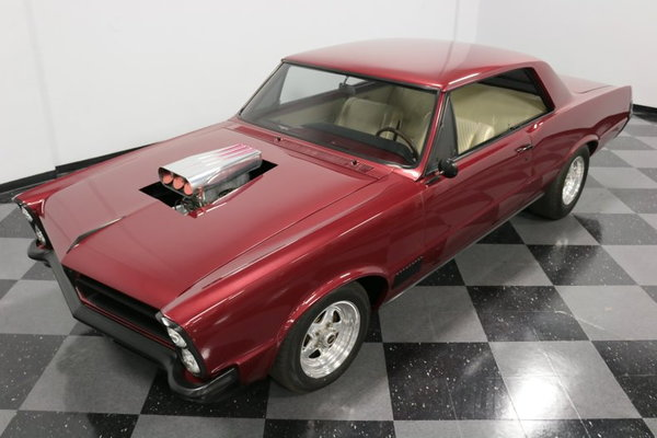 1965 Pontiac Le Mans Pro Street  for Sale $34,995