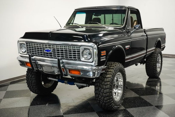 1969 Chevrolet K20 Cheyenne Super 4x4  for Sale $88,995