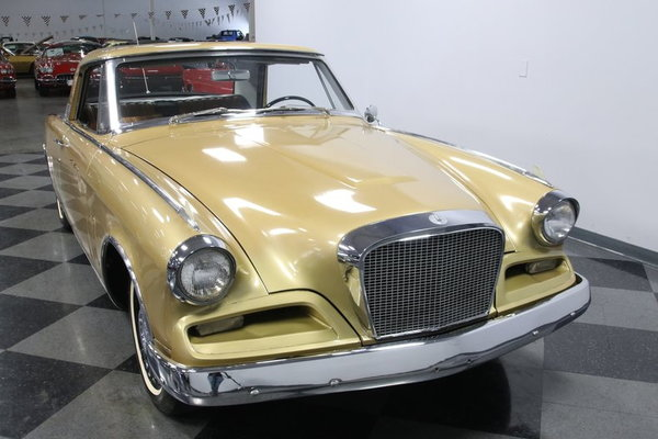 1962 Studebaker Hawk Gran Turismo  for Sale $19,995