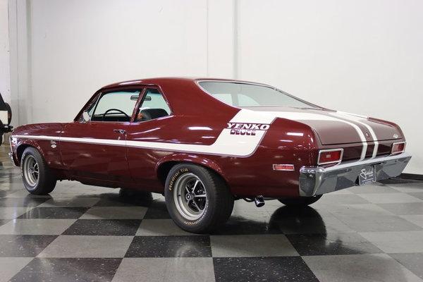 1970 Chevrolet Nova SS Yenko Deuce Tribute  for Sale $51,995