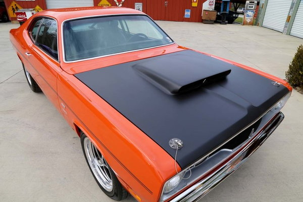 1970 Plymouth Duster  for Sale $61,995