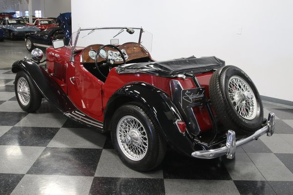 1950 MG TD  for Sale $24,995