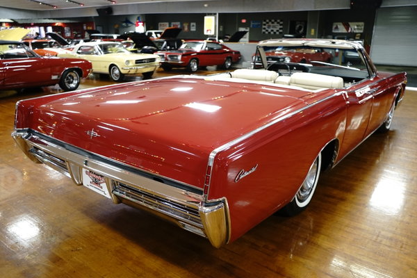 1967 Lincoln Continental  for Sale $39,900
