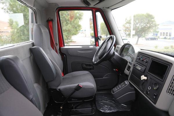 Custom International Flatbed (aluminum body) completely rest