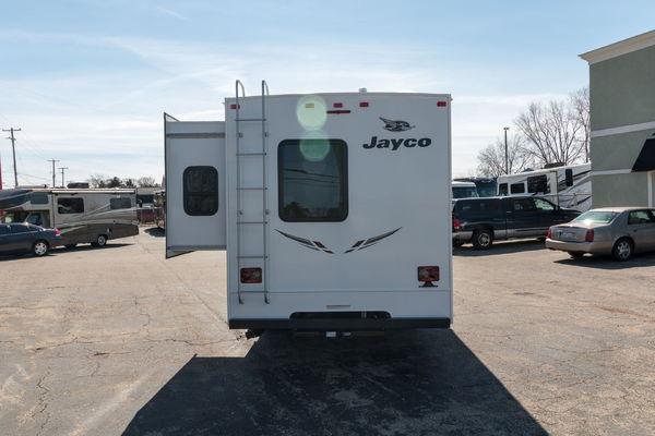 2020 Jayco Redhawk 22C Gas Class C Motorhome