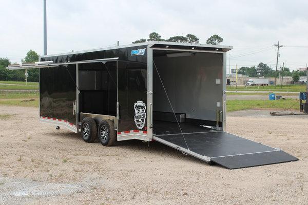 2019 Cargo Pro 24' - ENCLOSED CAR TRAILER 8.5' x 24' ENCLOSE