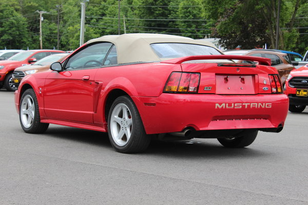 1999 Ford Mustang  for Sale $16,900