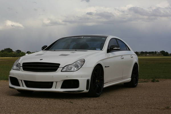 2006 Mercedes-Benz CLS55 AMG  for Sale $30,000
