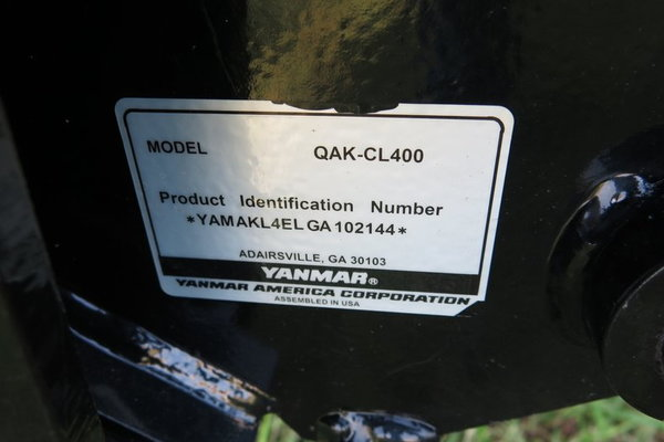 2018 Yanmar YT235C  for Sale $24,800