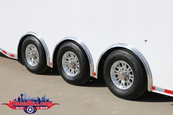 44' MotorTrac Gooseneck @ Wacobill.com