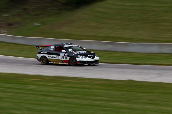 Speed World Challenge Mugen Acura RSX Touring Car  for Sale $35,000