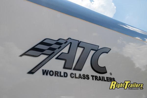 2022 8.5X24 ATC Race Trailer