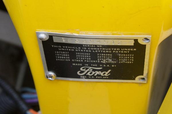 1937 Ford Cabriolet C4 Corvette LT1  for Sale $54,950