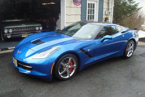 2014 Corvette Stingray 2LT  for Sale $35,500