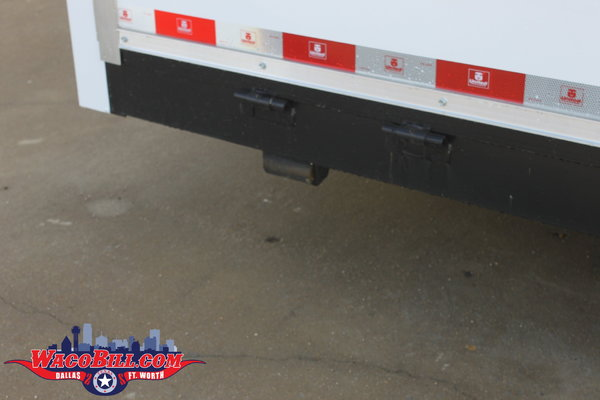 40' United X-Height Loaded Race Trailer Wacobill.com