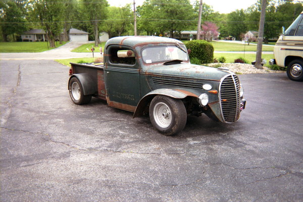 1939 Ford 1/2 Ton Pickup