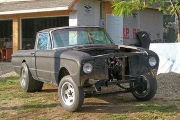 63 RANCHERO GASSER  for Sale $2,000