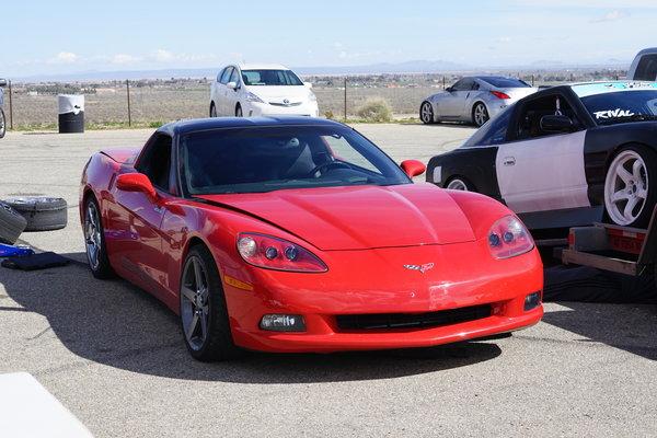 Corvette C6, RACE car for DRIFT, 6 speed LSD  for Sale $13,900