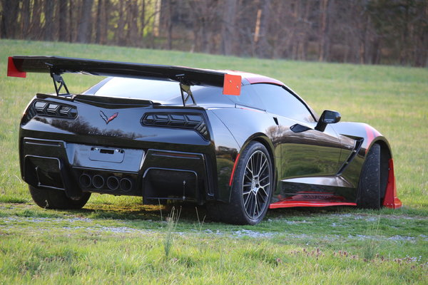 Track-Prepped 2015 C7 Z51 for Sale  for Sale $55,000