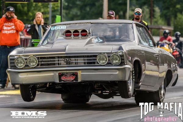 67 Chevelle Roller/Turn Key