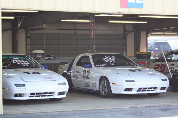 (82 or 14 or both) SCCA Mazda RX7s 74 wins 2 track records  for Sale $16,000