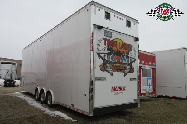 2012 United 36' Stacker Trailer