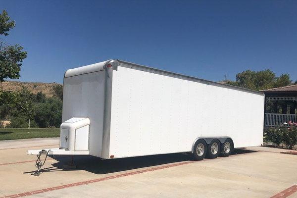 Competitive 28' Tri axle  for Sale $27,000