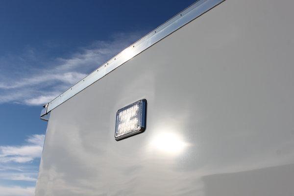 30' Bravo ICON Top-Gun Race Trailer Wacobill.com