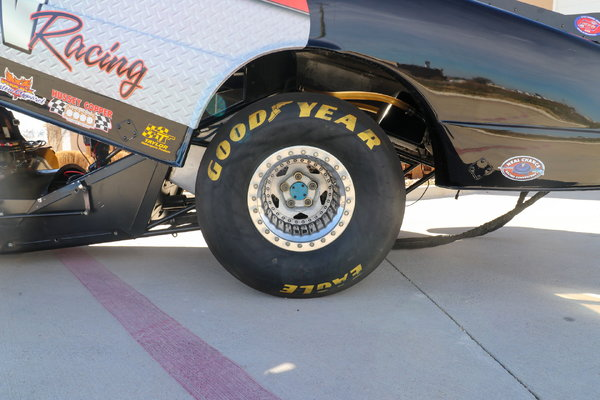 FIREBIRD FUNNY CAR COMPLETE WITH SPARE SHORT BLOCK & EXT  for Sale $67,000