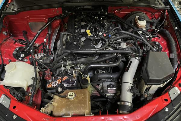 Championship-Leading Spec MX-5 Race Car  for Sale $34,900