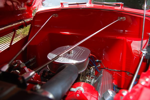 1937 Ford Cabriolet  for Sale $33,500