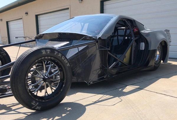 NEW Radial vs World - Pro Drag Radial 2017 Corvette Roller  for Sale $100,000