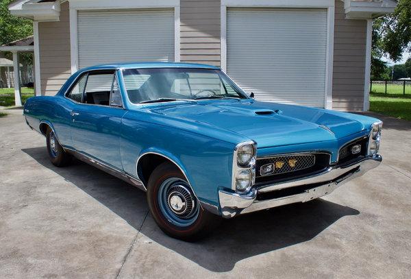 1967 Pontiac GTO  for Sale $94,950