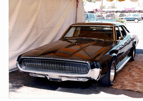 1967 Ford Thunderbird For Sale In South Lake Tahoe Ca Racingjunk