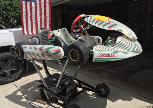 one race from new !  for Sale $4,995
