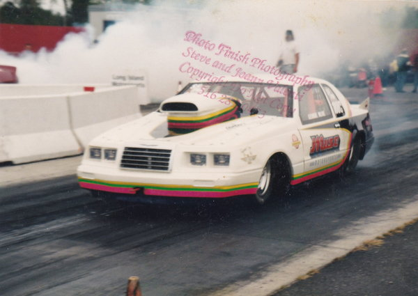 T/S, S/C- 86' Ford T'Bird  for Sale $39,500