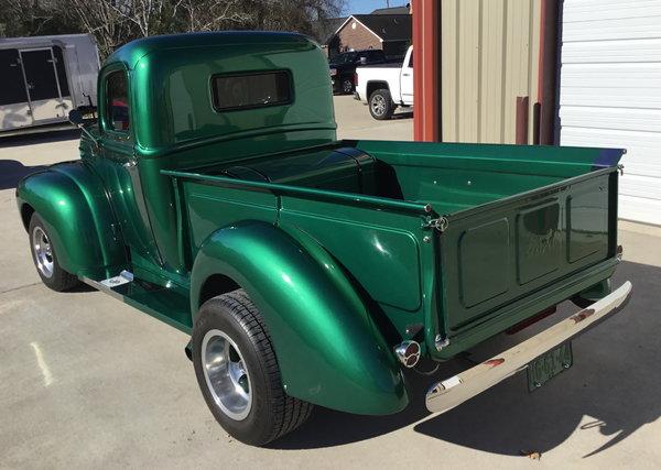 1947 Custom All Steel Ford PickUp Truck  for Sale $58,900