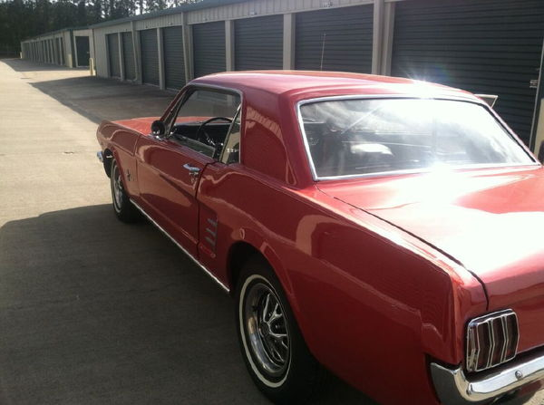 1966 FORD MUSTANG  for Sale $26,500